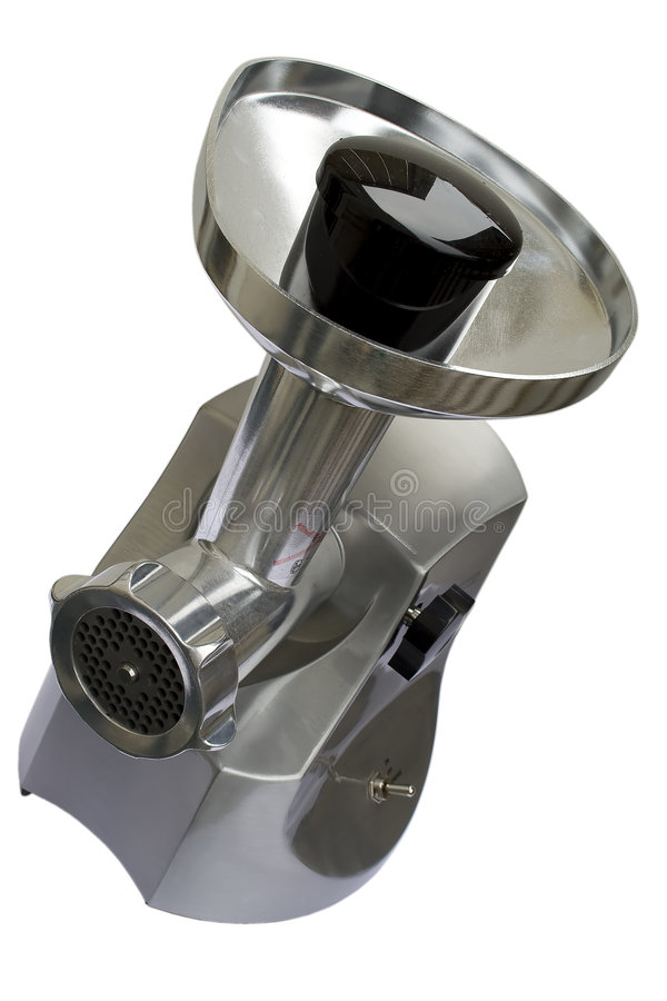 Free Professional Meat Grinder 4 Royalty Free Stock Image - 3702776