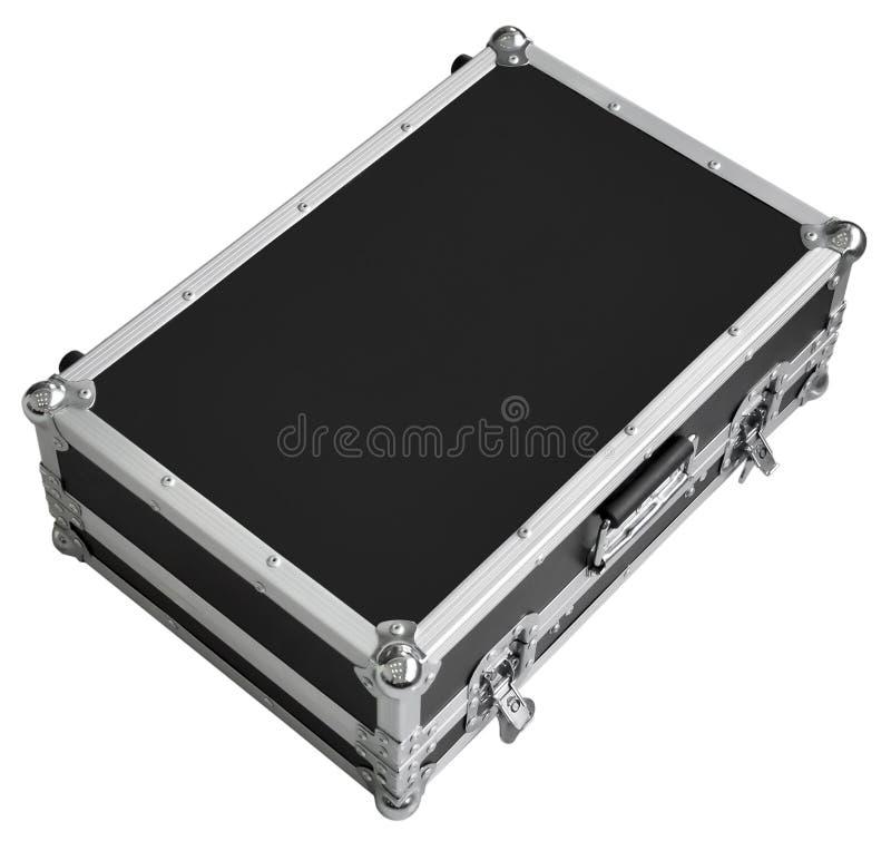 Professional Metal Case Stock Photo