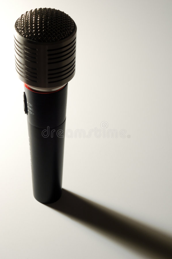 Download Professional Microphone stock photo. Image of corporate - 1517708