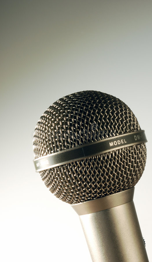 Download Professional microphone stock image. Image of song, corporate - 1517715