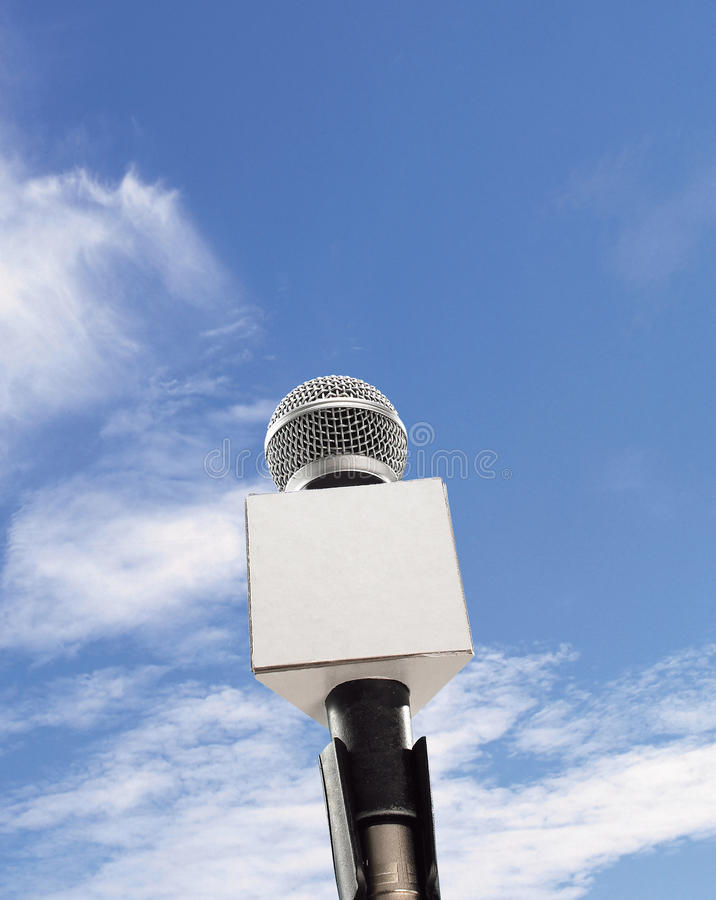 Download Professional microphone stock photo. Image of entertainment - 26337954