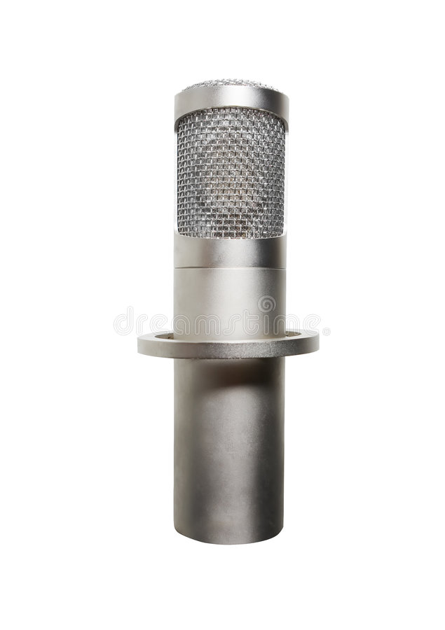 Download Professional Microphone Royalty Free Stock Image - Image: 6883346