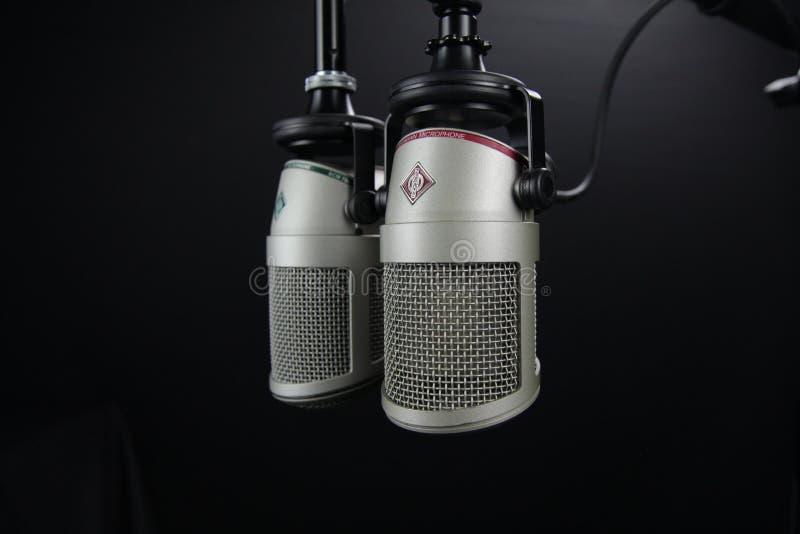 Professional Microphones Free Public Domain Cc0 Image