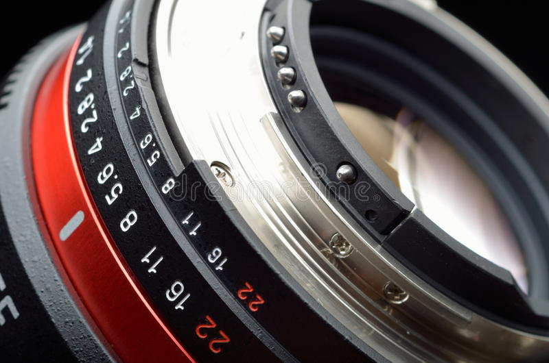Download Professional Photo Lens Stock Photography - Image: 23077512