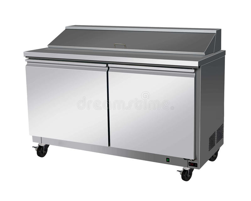 Download Professional Refrigeration Chest Stock Image - Image: 11832339