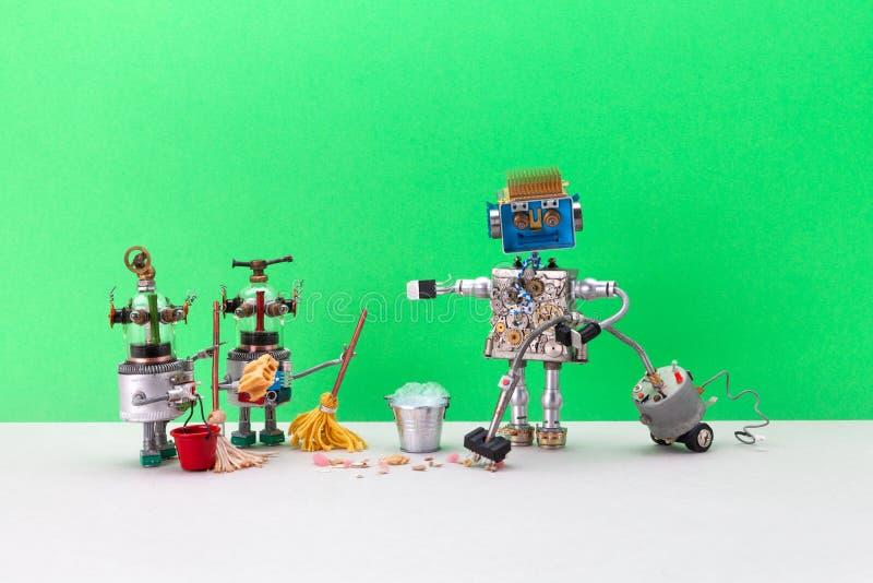 Robots Unsponges