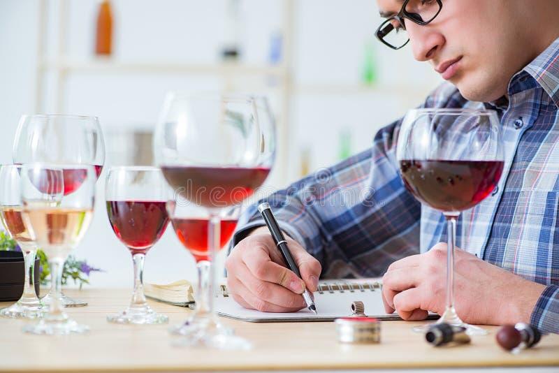 Sommelier Wein