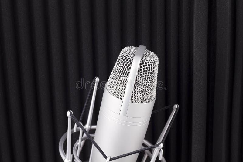 Download Professional Studio Microphone Stock Photo - Image: 13092792