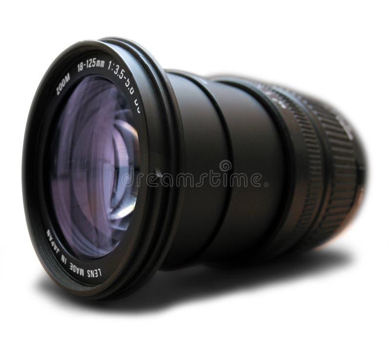 professional zoom för lins royaltyfri bild
