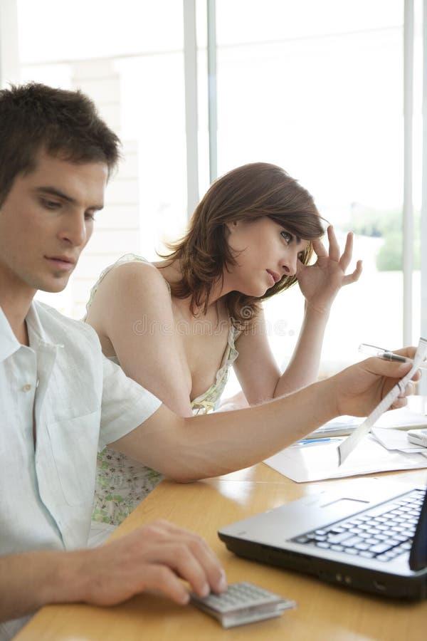 Download Professionals Together At Desk Stock Image - Image: 24689065