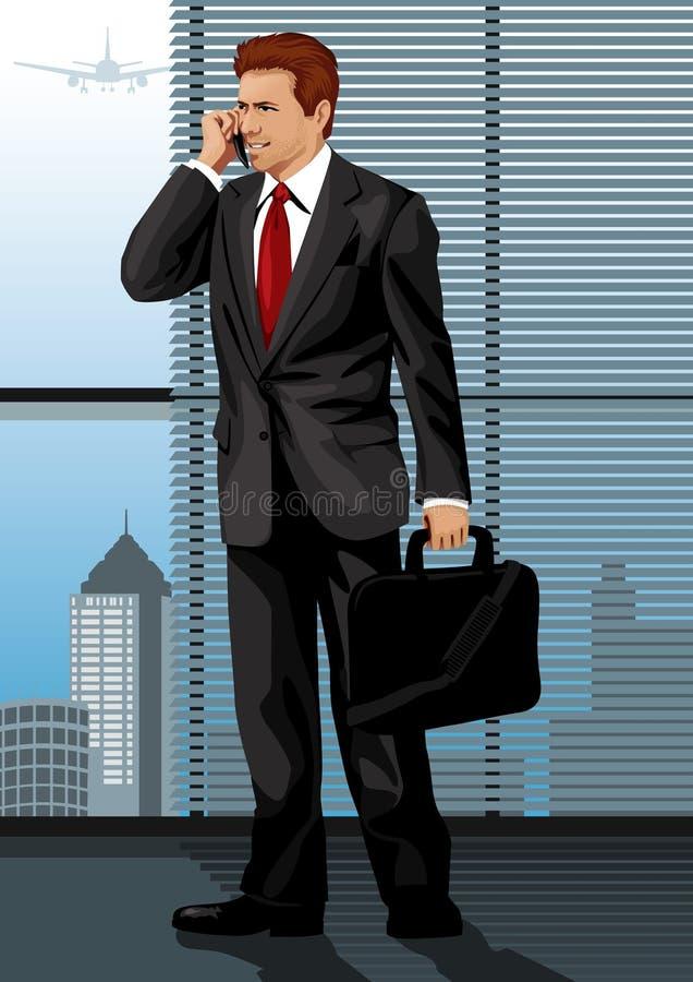 Professione fissata: Gestore royalty illustrazione gratis