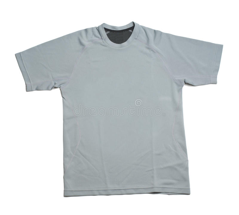 Professioneel Lopend Overhemd royalty-vrije stock afbeelding
