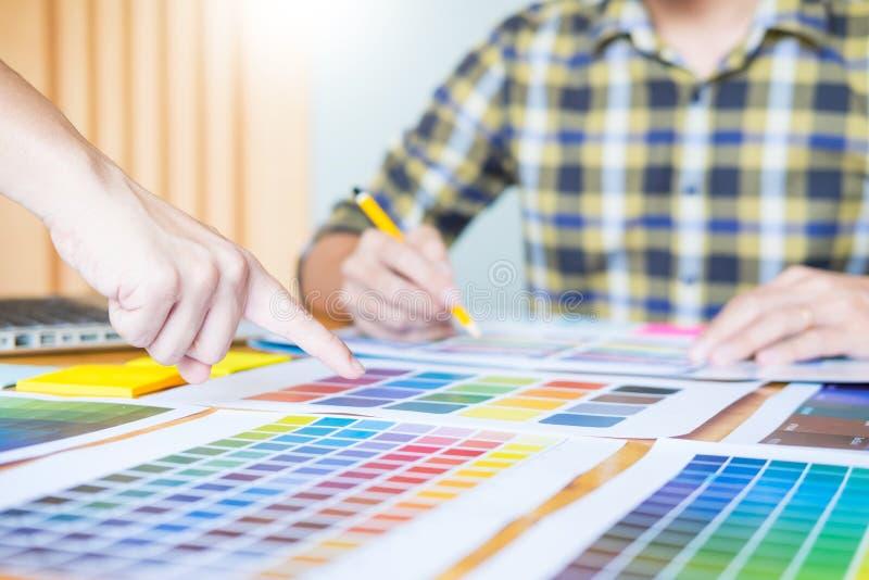 Professionele Creatieve het beroepschoos van architecten grafische desiner royalty-vrije stock afbeeldingen