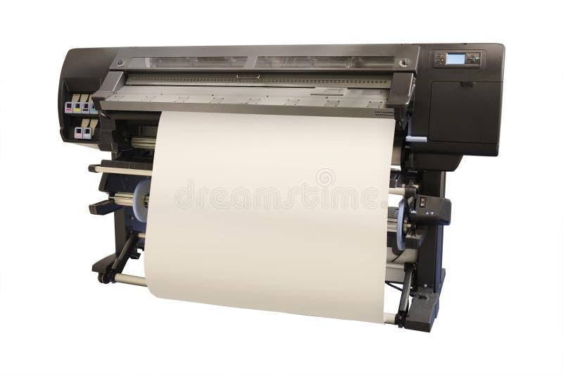 Professionele drukmachine stock afbeeldingen