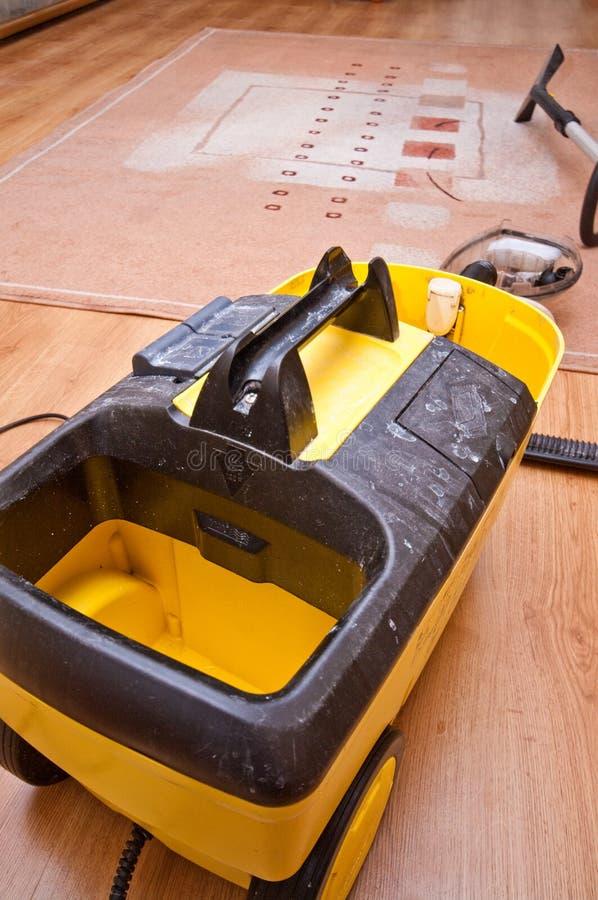 Professionele tapijt schoonmakende machine royalty-vrije stock foto
