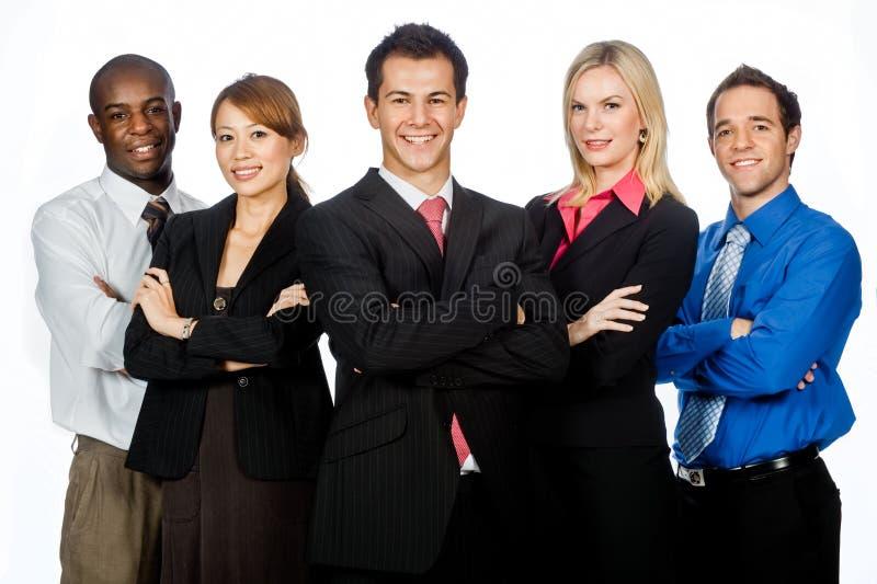 Professionisti di affari immagini stock libere da diritti