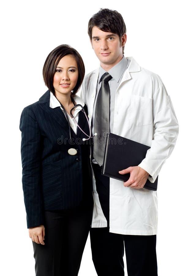 Professionisti medici immagine stock libera da diritti