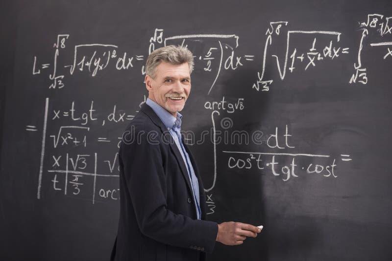 professor stockfoto
