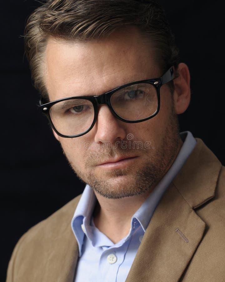 Professor headshot royalty free stock photography