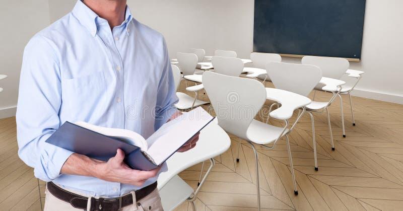Professor masculino fotos de stock