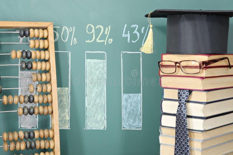 Professor stock illustration