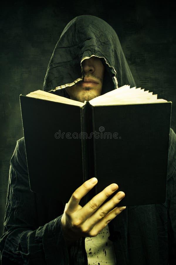 Profeten av postar den apokalyptiska världen royaltyfria foton