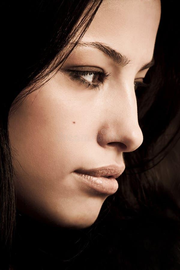 profil zdjęcie royalty free