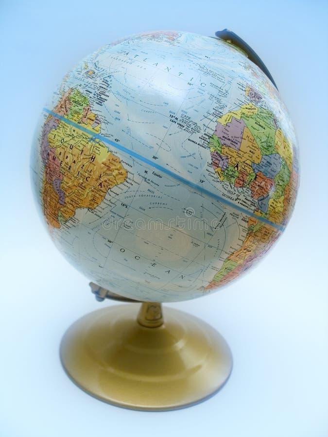 Profil de globe images stock