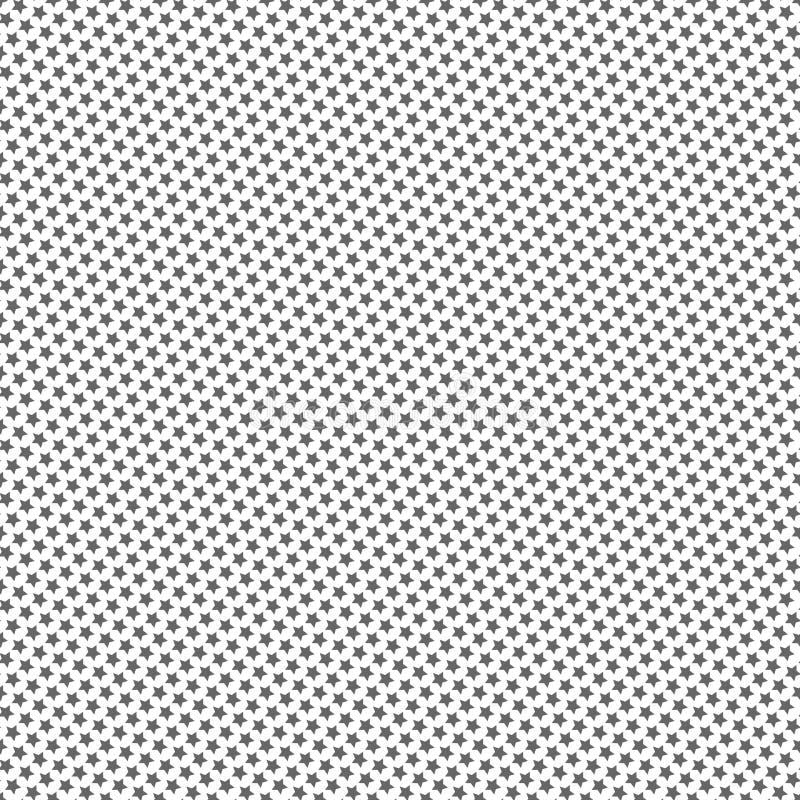 Profil sous convention astérisque sans joint Texture et fond géométriques illustration libre de droits