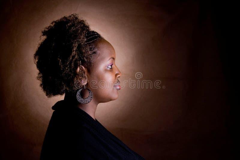 Profile royalty free stock photos