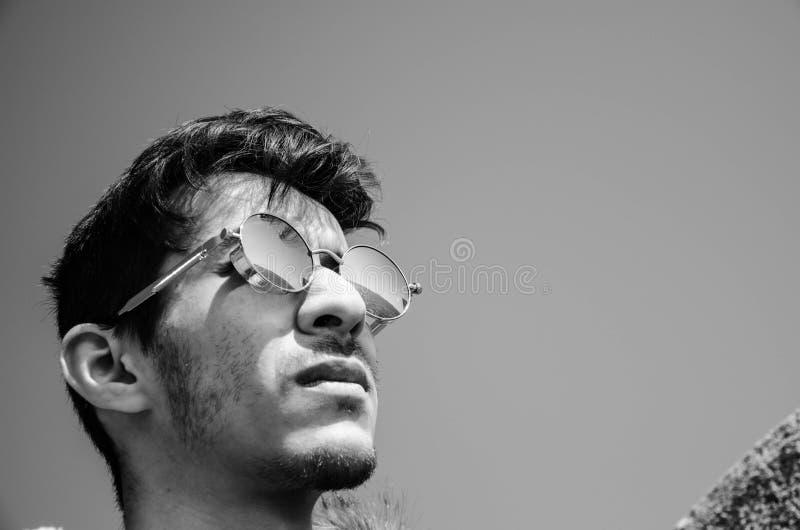 Profile Of Man With Sunglasses Free Public Domain Cc0 Image