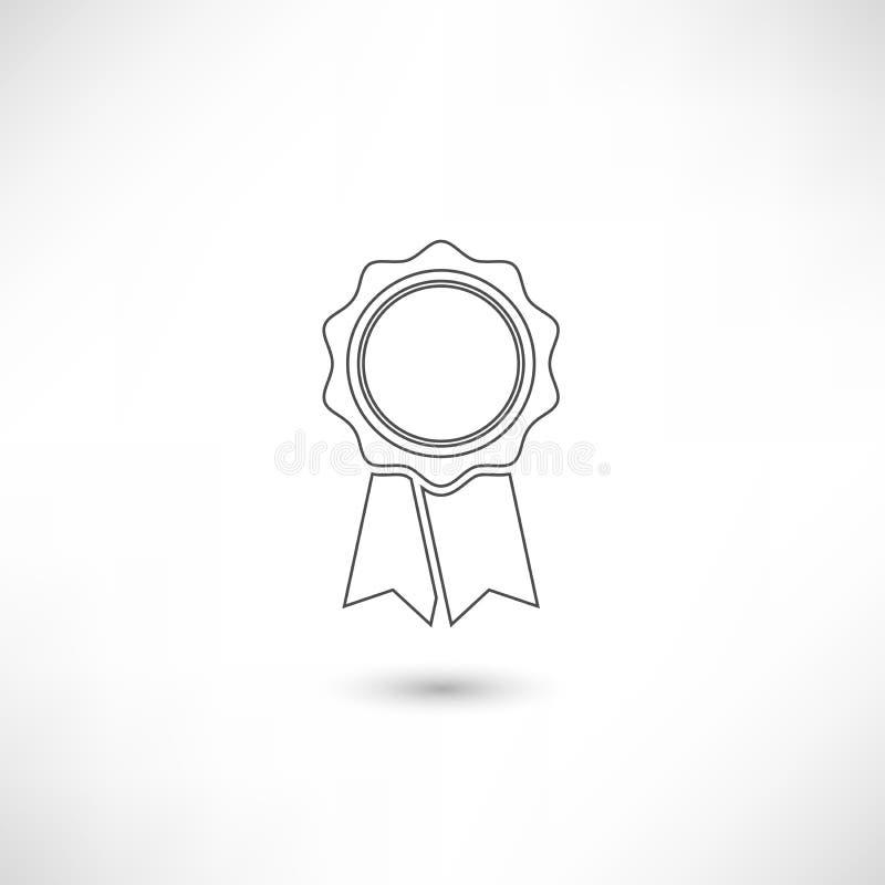 Profilo del distintivo royalty illustrazione gratis