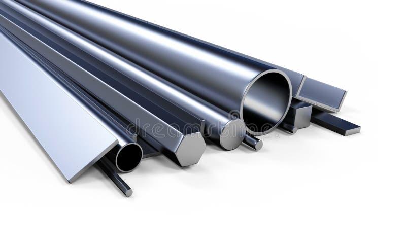 Profilowy metal zdjęcia stock