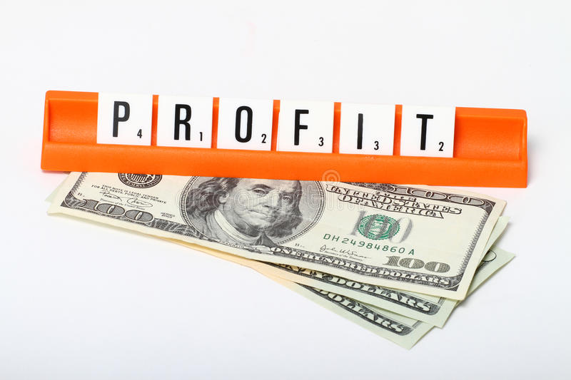 Download Profit Royalty Free Stock Photo - Image: 21871025
