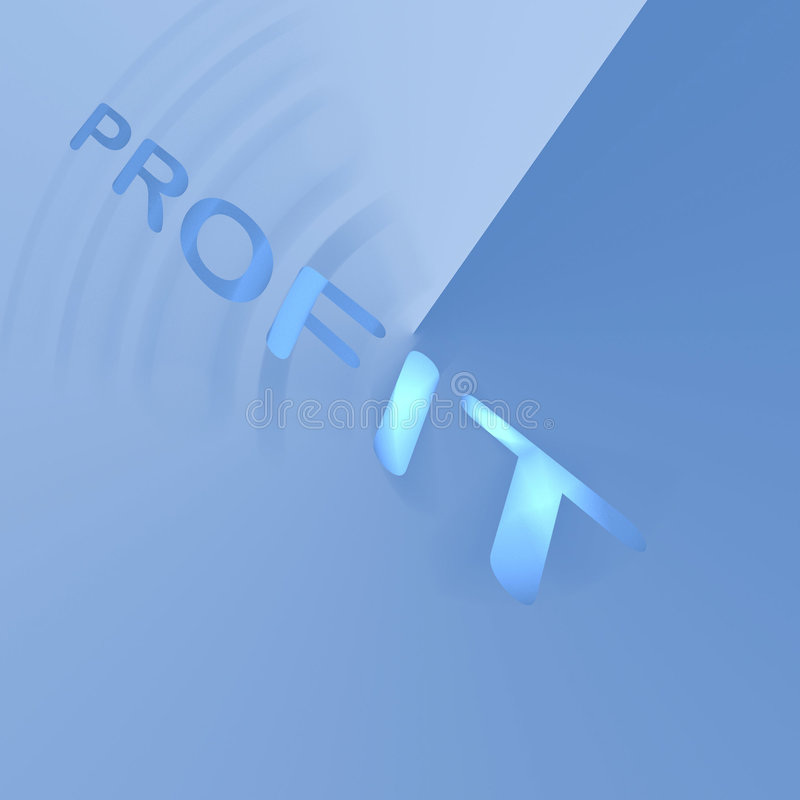 Profit abstract stock photography