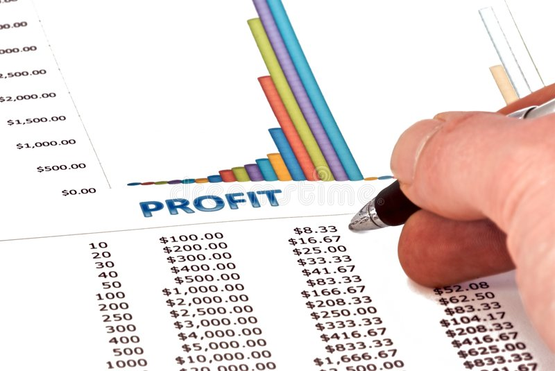 Download Profit Analysis stock photo. Image of investment, company - 8740400