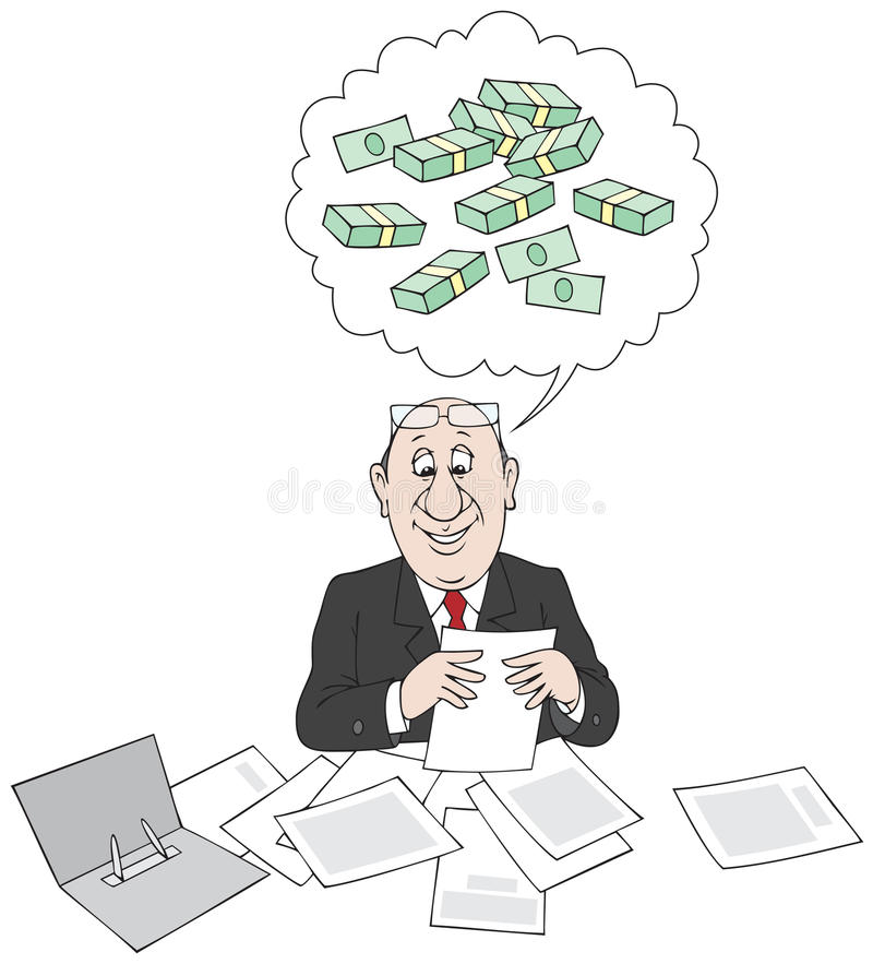 Download Profit count stock vector. Image of accountant, calculation - 12642760