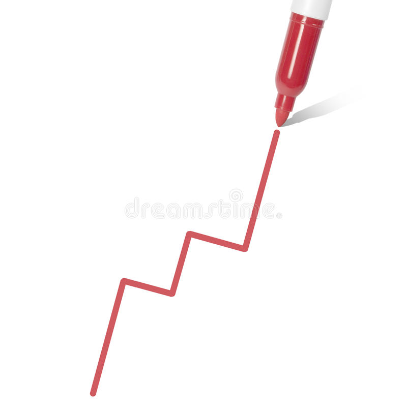 Download Profit Projection stock image. Image of stock, market - 19211793