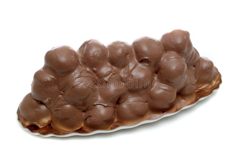 Download Profiterols stock image. Image of sweet, food, isolated - 28154613