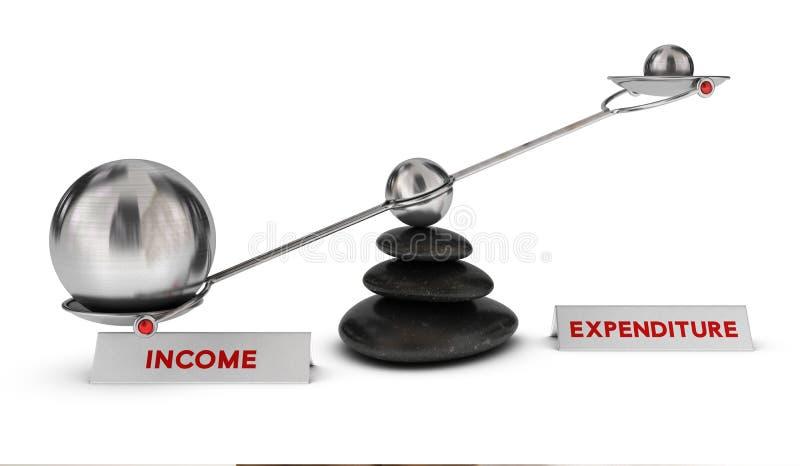 Profitti o ROI Concept royalty illustrazione gratis