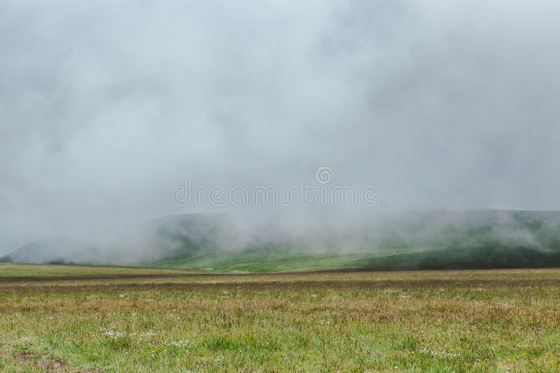 Profundamente Cloudly foto de stock royalty free