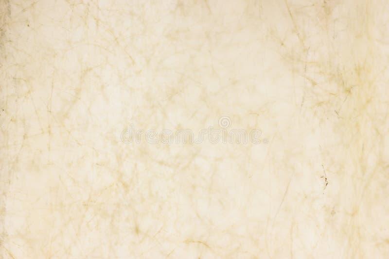 Progettazione crema del fondo con lo spazio della copia fotografia stock