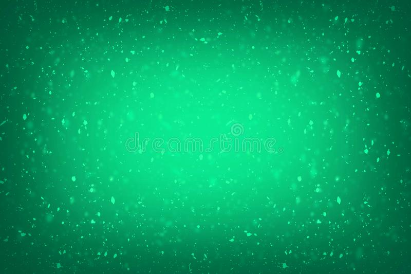 Progettazione d'annata ricca di lusso verde di struttura del fondo di lerciume del fondo verde astratto con pittura antica elegan royalty illustrazione gratis