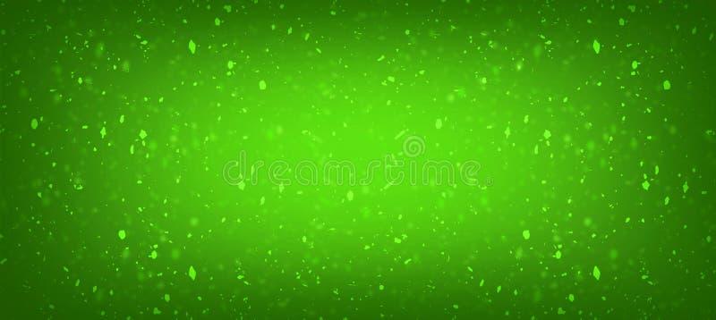 Progettazione d'annata ricca di lusso verde di struttura del fondo di lerciume del fondo verde astratto con pittura antica elegan fotografia stock libera da diritti