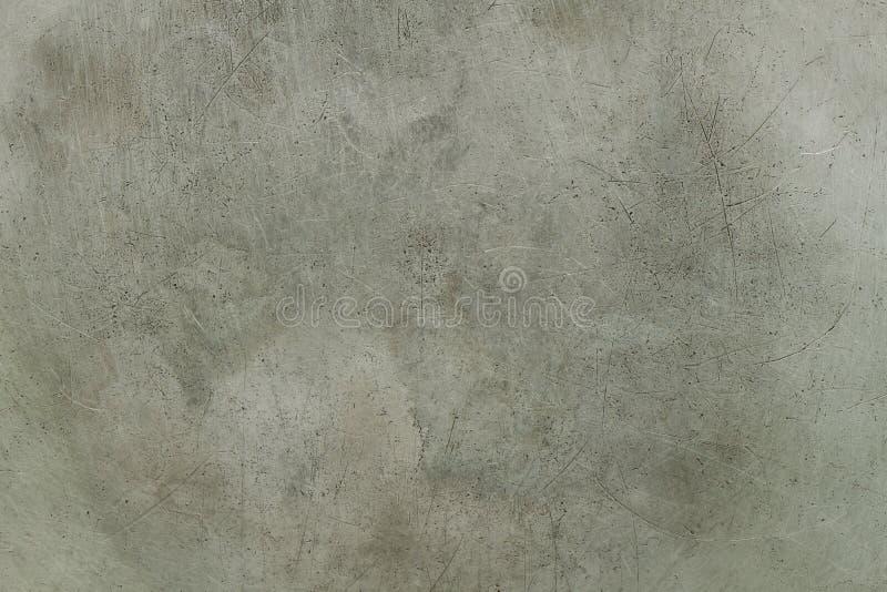 Progettazione del graffio su acciaio illustrazione vettoriale