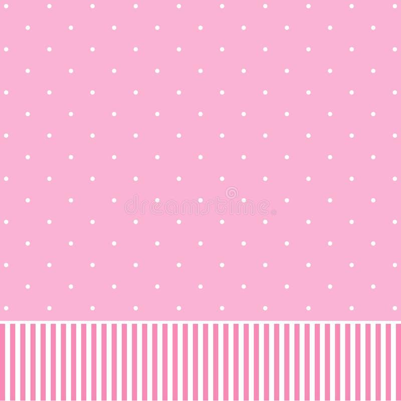 Progettazione della cartolina d'auguri illustrazione di stock