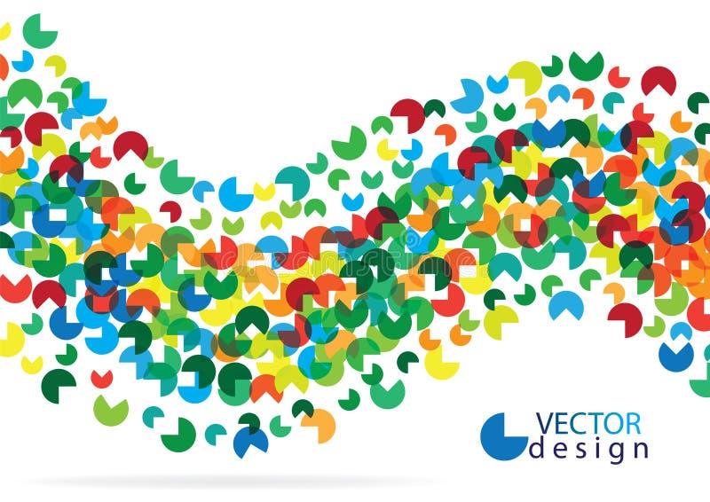 Download Progettazione Della Copertura Del Fondo Del Modello Illustrazione Vettoriale - Illustrazione di manifesto, colore: 56883786