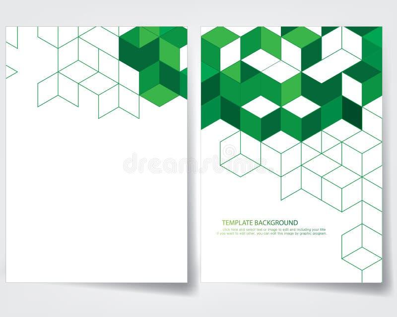 Download Progettazione Della Copertura Del Rapporto Annuale Illustrazione Vettoriale - Illustrazione di accumulazione, elegante: 56884058