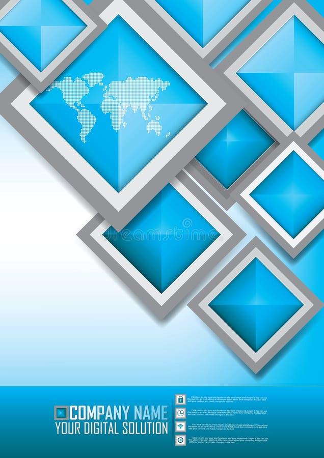 Download Progettazione Della Copertura Della Relazione Di Attività Illustrazione Vettoriale - Illustrazione di colorful, arte: 56885046