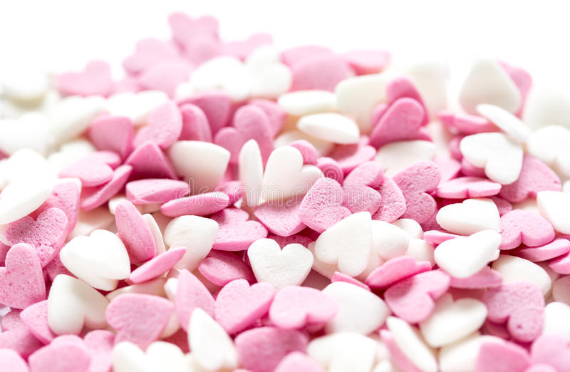 Progettazione della lecca-lecca con i candys dello zucchero sul fondo dolce dell'estratto di texure immagine stock libera da diritti
